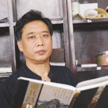 书画名家-张奇惠
