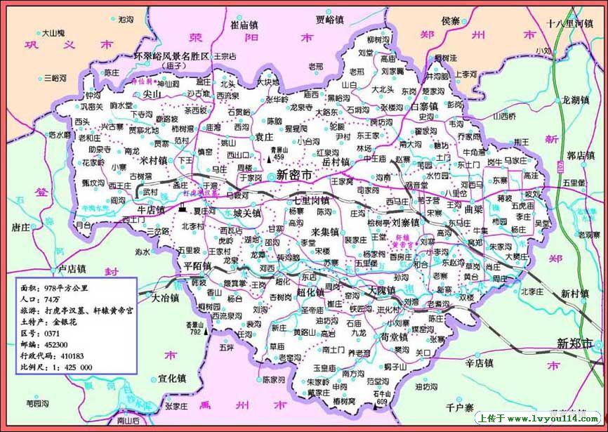 庐山风景区地图高清_风景520