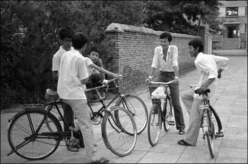 重温周口80年代中学生高清图片
