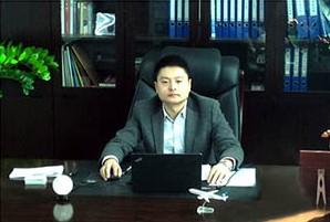 用心设计人生---记深圳市卓亚创联科技有限公司董事长谷雷