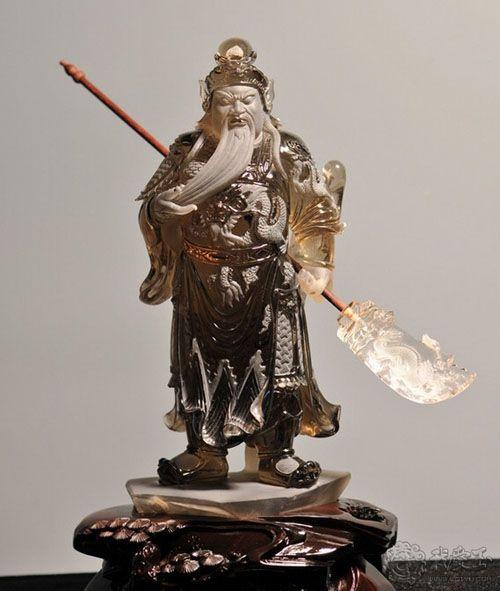 艺术珍宝- 水晶雕刻    2 - h_x_y_123456 - 何晓昱的艺术博客